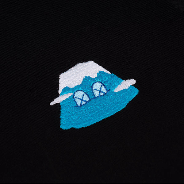 KAWS:HOLIDAY JAPAN T-Shirt - Embroidered Badge