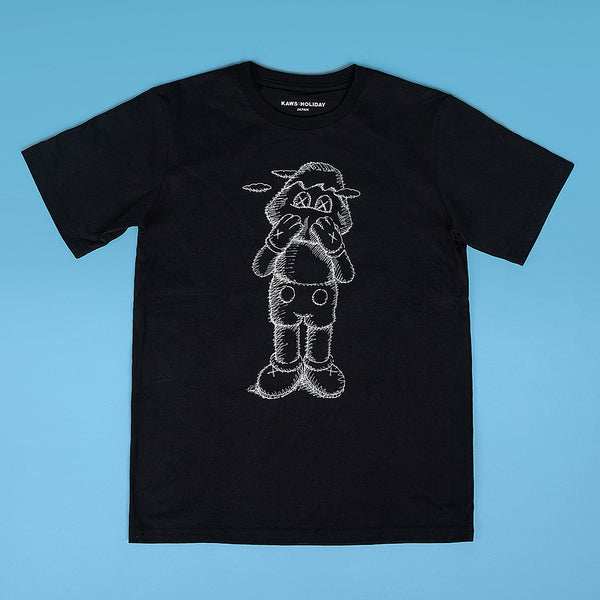 KAWS:HOLIDAY JAPAN T-Shirt - Sketch