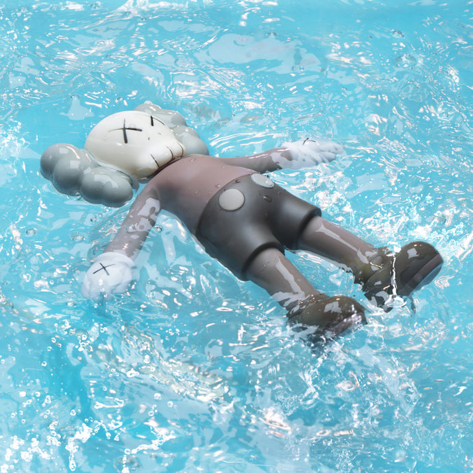 KAWS:HOLIDAY Korea 8.5-inch Bath Toy