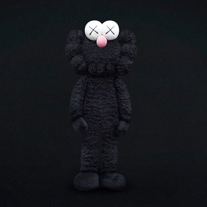 KAWS BFF 20-INCH PLUSH - BLACK