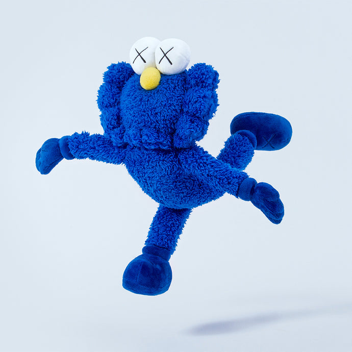 KAWS BFF 20-INCH PLUSH - BLUE