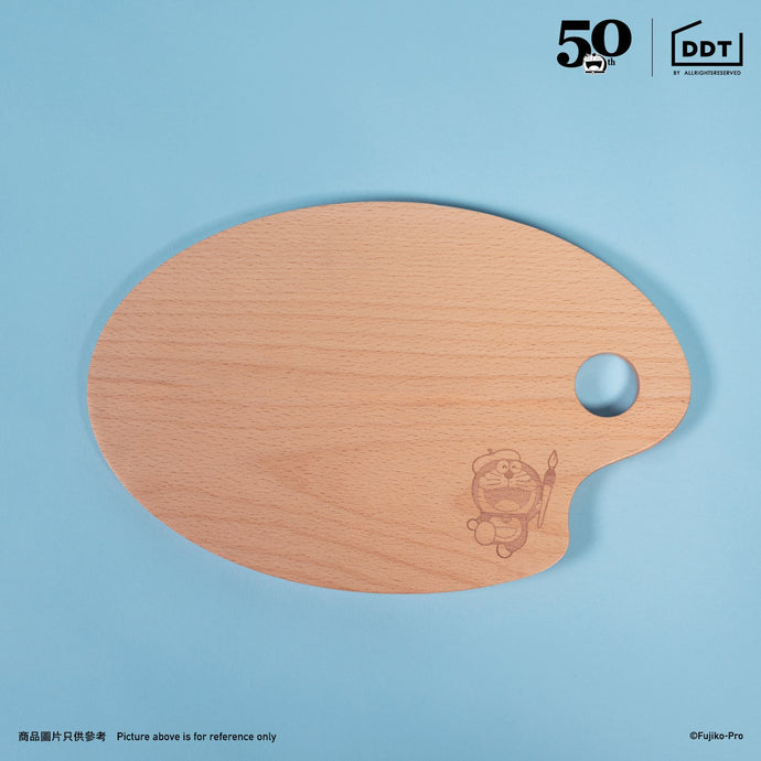 Doraemon Wooden Cheese Board