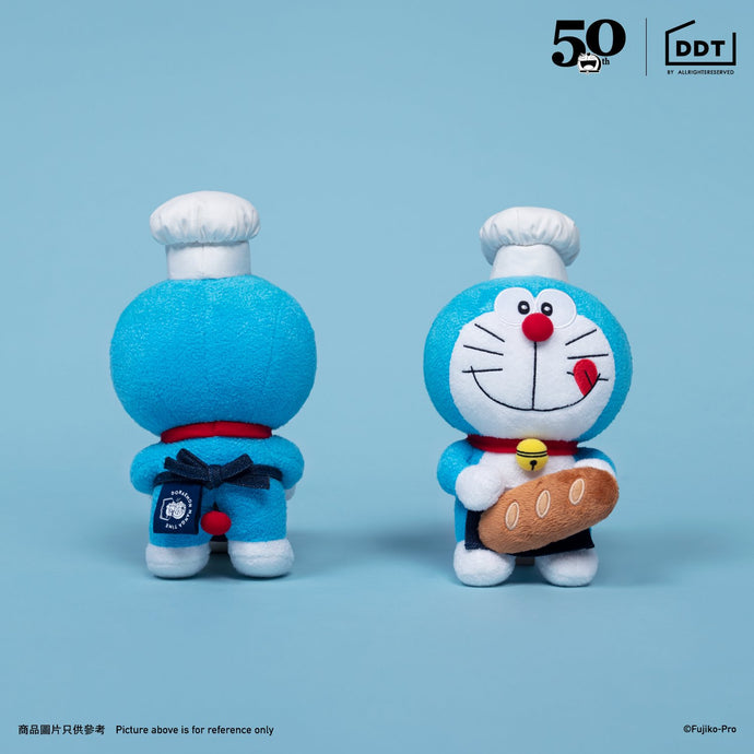 Doraemon Chef Plush