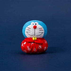 Wink Eye Doraemon Ornament (Red)