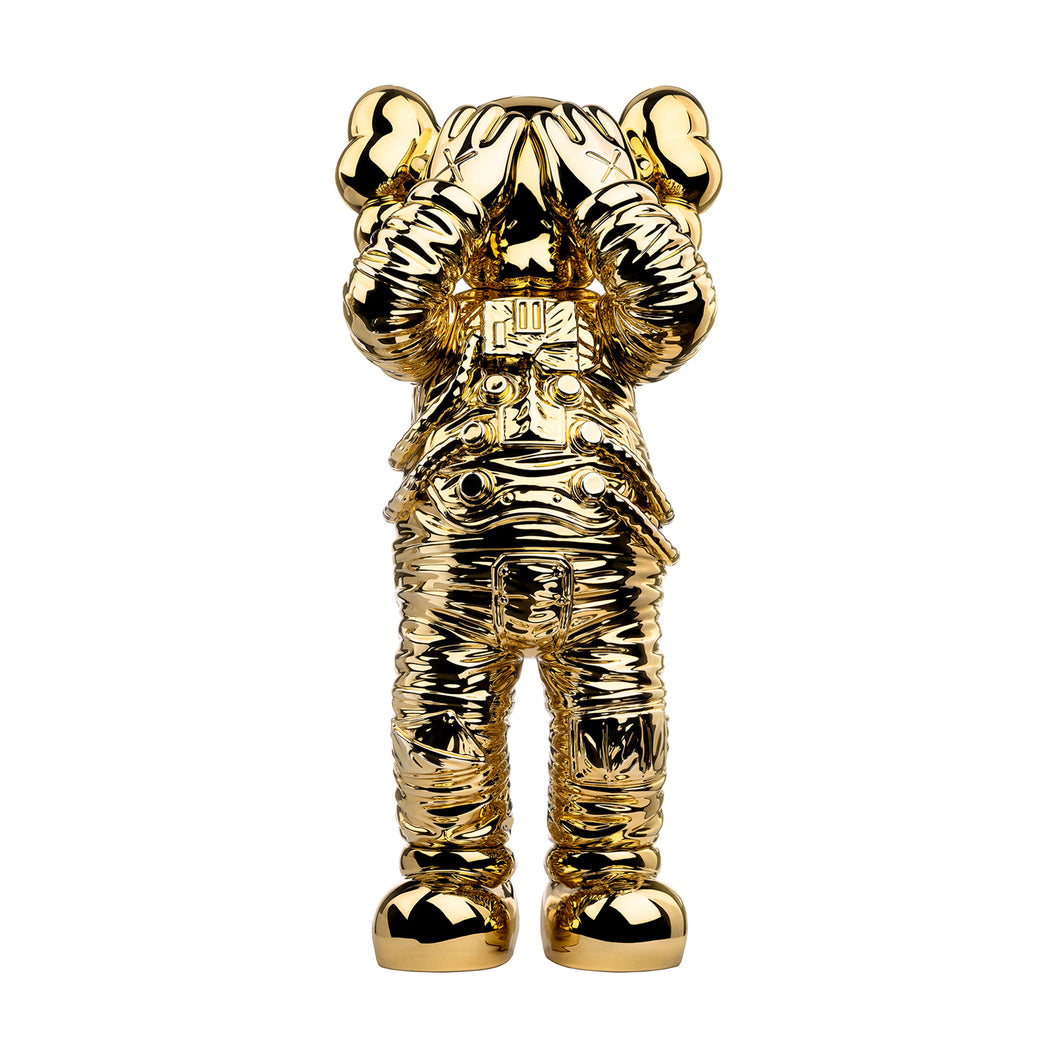 KAWS:HOLIDAY SPACE 11.5''  - Gold