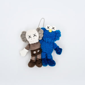 SEEING/WATCHING 5.5-inch Plush Key Chain