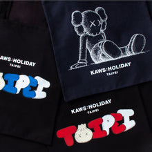 KAWS:HOLIDAY TAIPEI Tote Bag