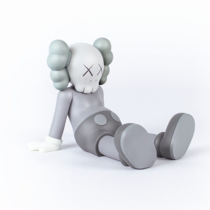 KAWS:HOLIDAY TAIPEI 7-inch Vinyl Figure - Grey
