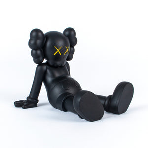 KAWS:HOLIDAY TAIPEI 7-inch Vinyl Figure - Black