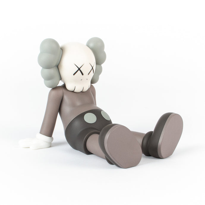 KAWS:HOLIDAY TAIPEI 7-inch Vinyl Figure - Brown