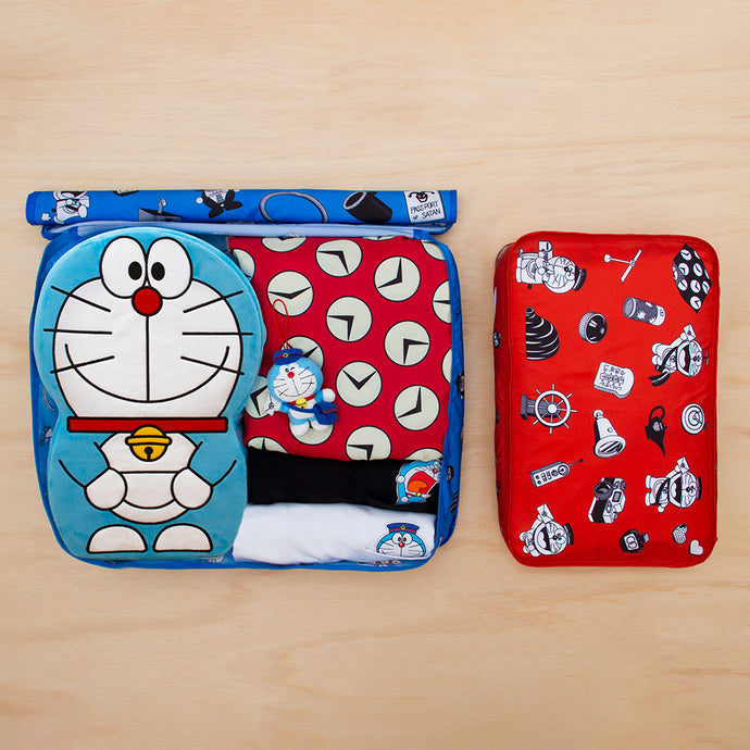 Doraemon Gadget Travel Kit Set