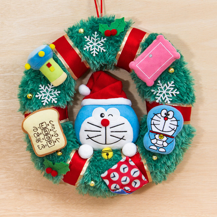 Doraemon Gadgets Wreath