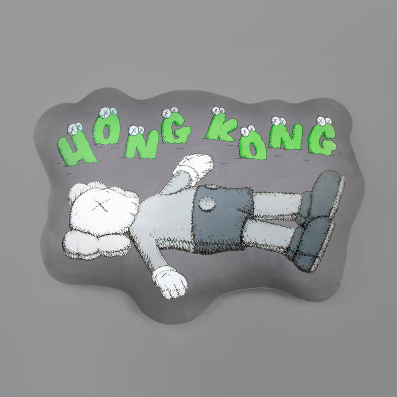 KAWS:HOLIDAY HONG KONG Cushion