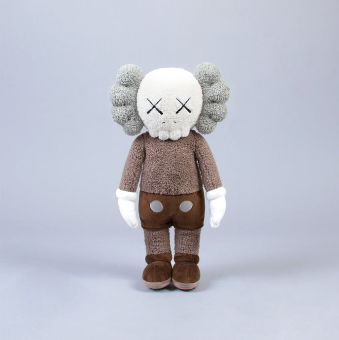KAWS:HOLIDAY HONG KONG Limited 20-inch Plush - Brown