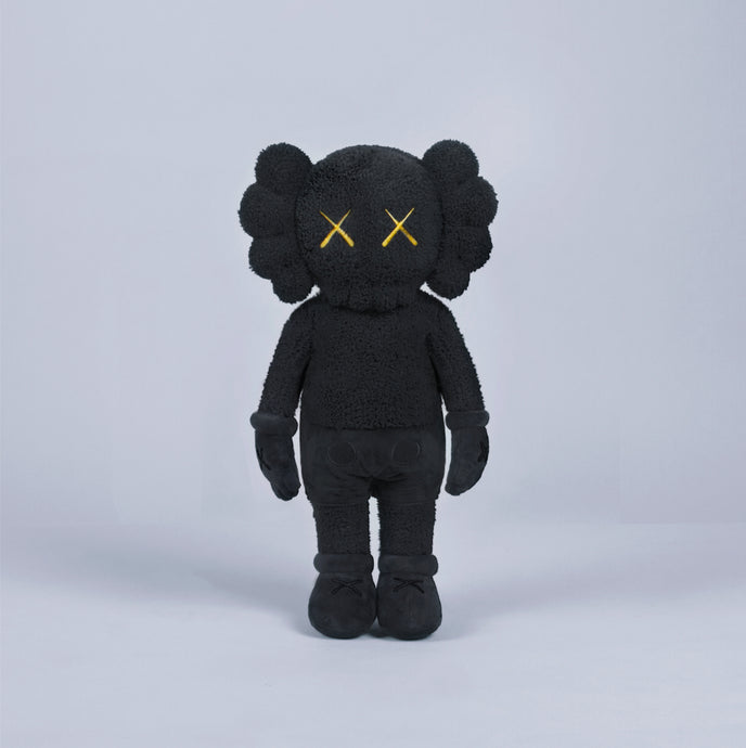 KAWS:HOLIDAY HONG KONG Limited 20-inch Plush - Black