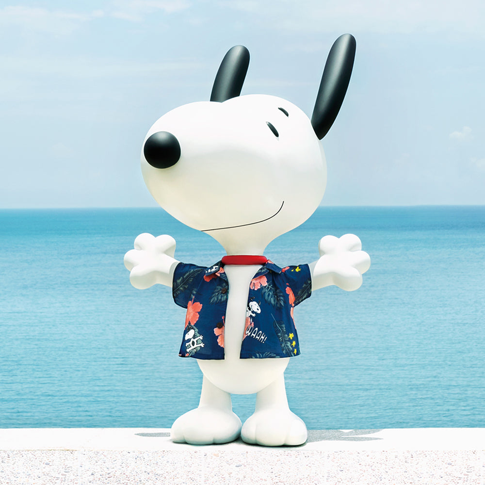 Chill as Snoopy Figure