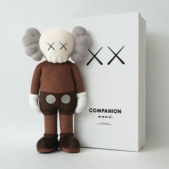 KAWS COMPANION 16-INCH PLUSH