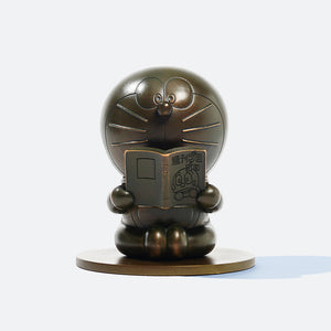 """Comic Time"" Doraemon Bronze Sculpture"