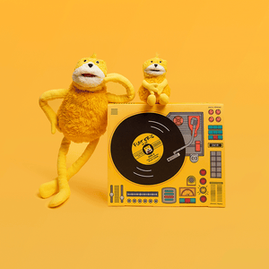 FLAT ERIC 20TH ANNIVERSARY COLLECTOR BOX