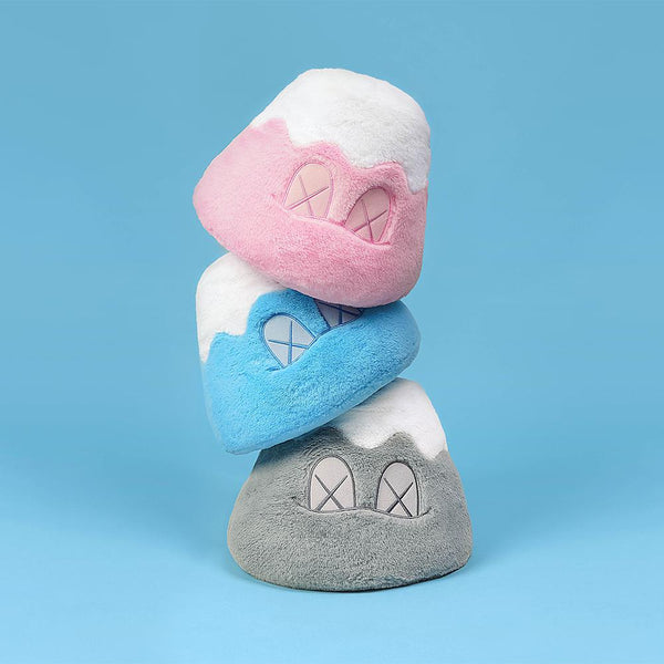 KAWS:HOLIDAY JAPAN 8-inch Mount Fuji Plush