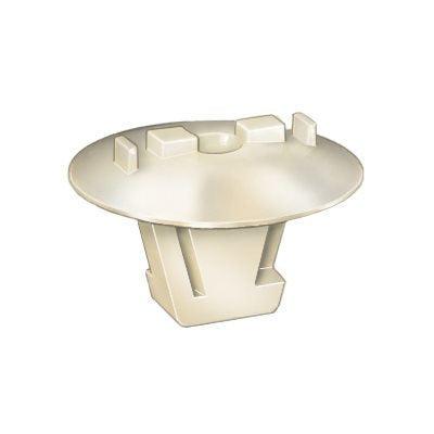 Auveco No. 17271 GM Cowl Cover Retaining Clip 23mm Head Diameter, Quantity - 15