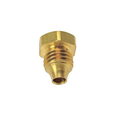 "Auveco No. 193 Brass Nut 3/16"" Tube Size, Quantity - 10"