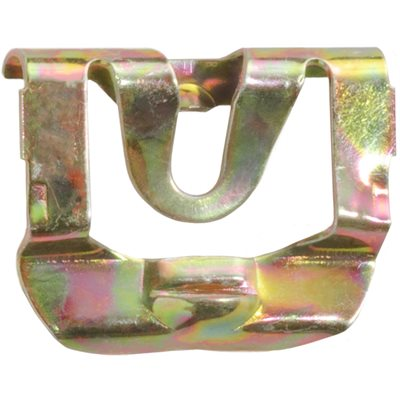 Auveco Item 23956 GM Rear Window Reveal Moulding Clip. Quantity 50