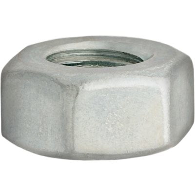"Auveco No. 3550 1/2""-20 Finish Hex Nut Zinc, Quantity - 100"