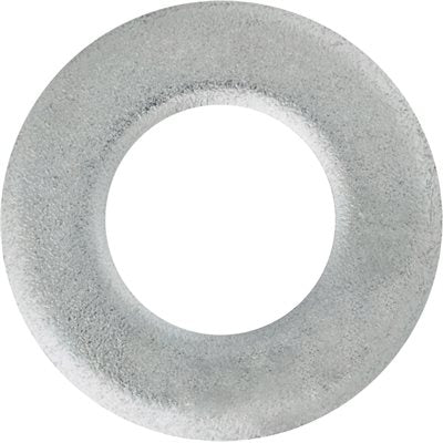 Auveco No. 16763 Metric Flat Washer 6mm Screw Zinc, Quantity - 100