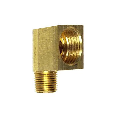 Auveco No. 78 Brass Male Elbow, Quantity - 5