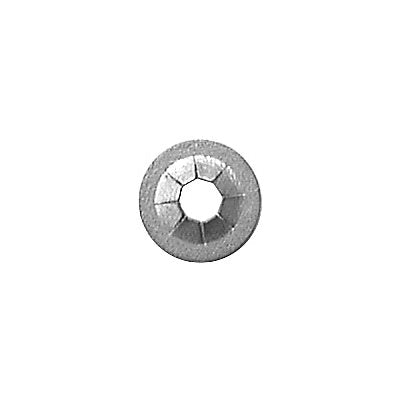 "Auveco No. 8863 Push-On Retainer For 1/8"" Stud 3/8"" Outside Diameter, Quantity - 100"