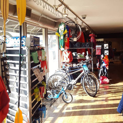 Bike repair, rental, and new bike sales in Loveland, Colorado!