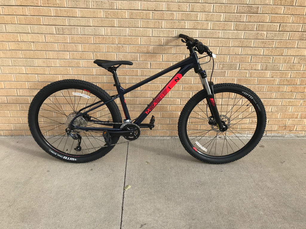 Marin Bobcat Trail 4 mountain bike small