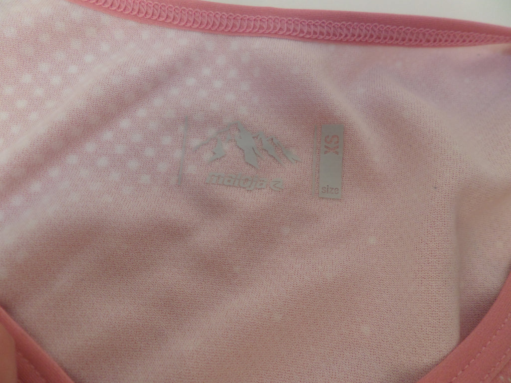Maloja BettaM. Functional Jersey Women Pink M