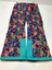 Spyder mimi waterproof insulated overall pants kid's 12 flower print