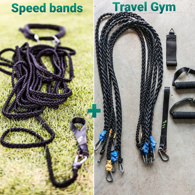 Package 4 - Speed bands & Travel gym