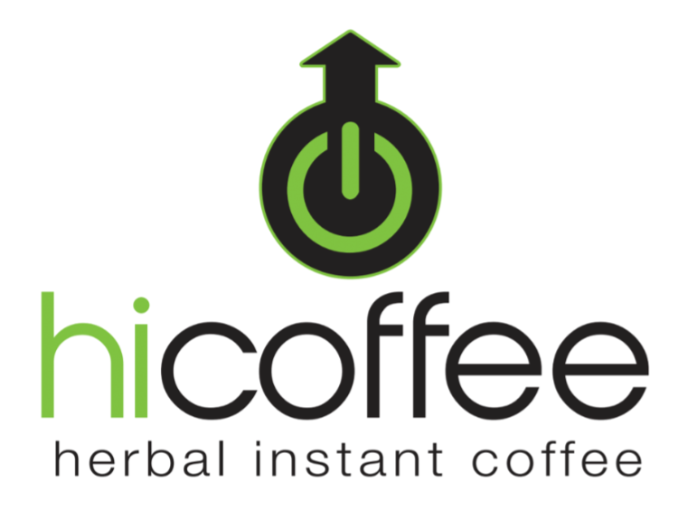 hicoffee logo herbal instant coffee