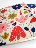 Notebook - Journal Notebook - Flower Notebook