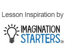 Lesson Inspiration by Imagination Starters