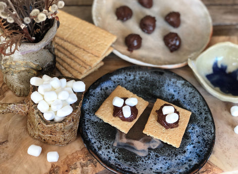Forest Snack Idea: S'Mores