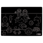 """Sea and Blank Chalkboard Placemat 12""""x 17"""""""