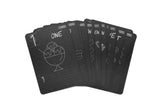 "Chalkboard Numbers 1-20 5""x7"" Flash Cards"