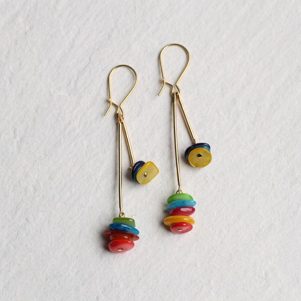 Jelly Tot Earrings - Earrings