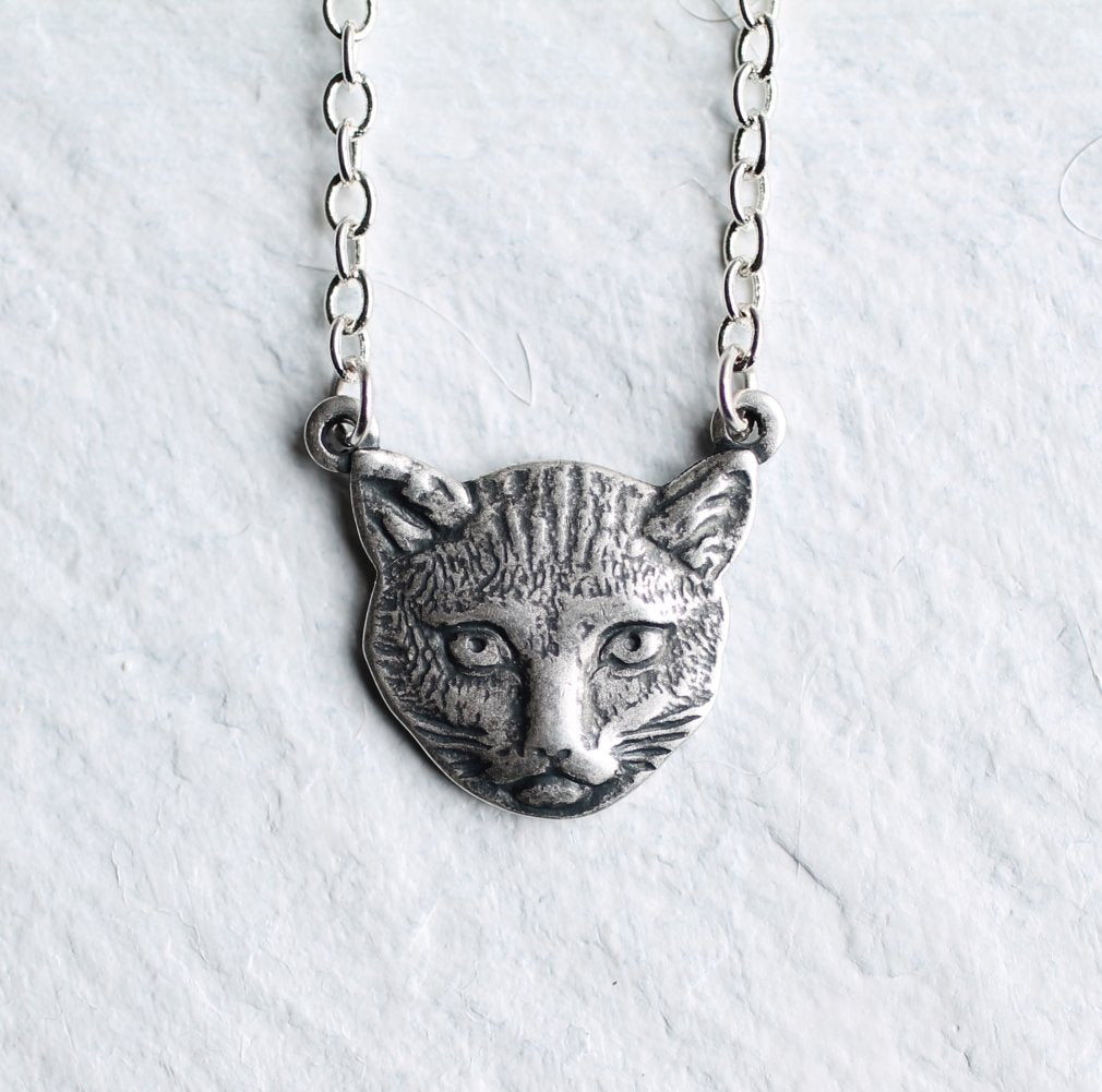Cat Lady Necklace - Necklaces