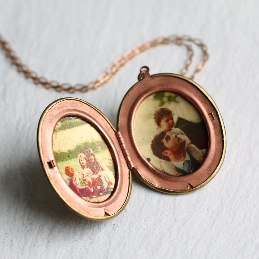 Personalised Photo Locket - Necklaces