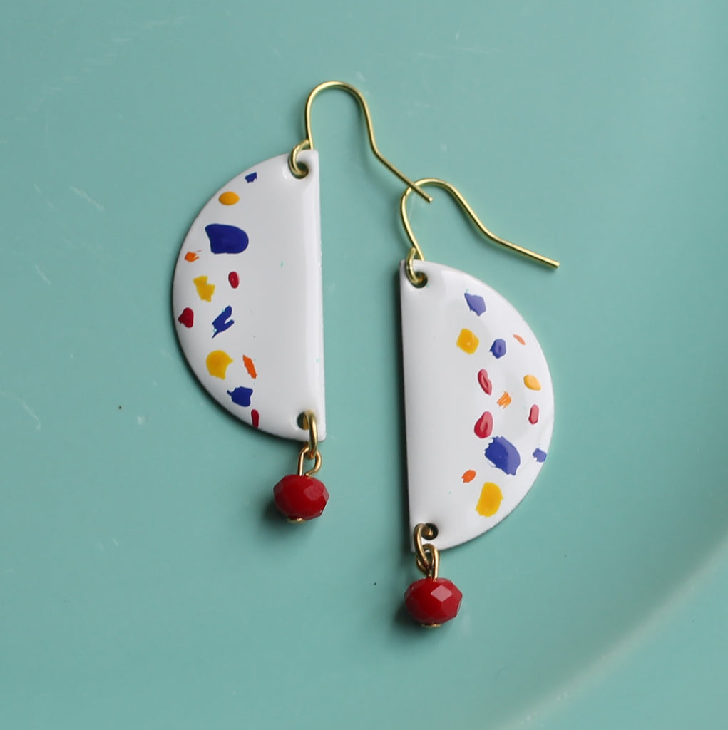 Pop Art Earrings - Earrings