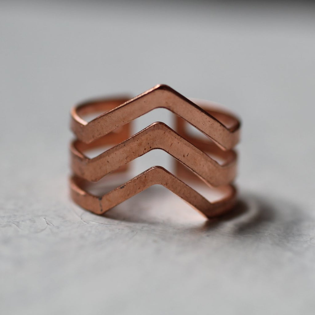 Mountain Ring - Rings