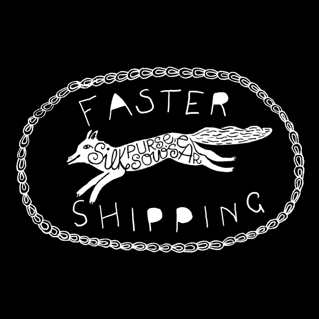 Faster Shipping -