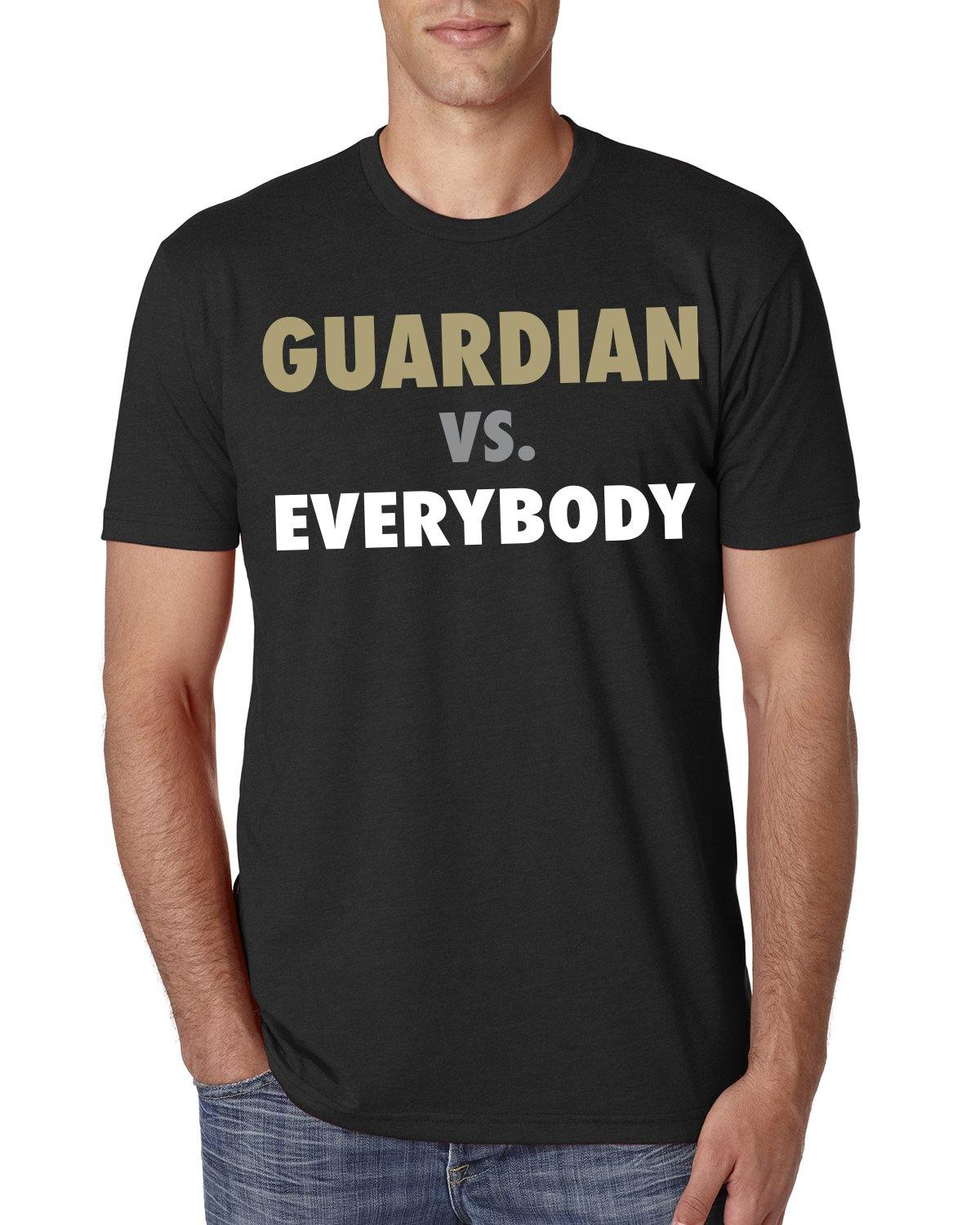Guardian vs Everybody (Men Tee)
