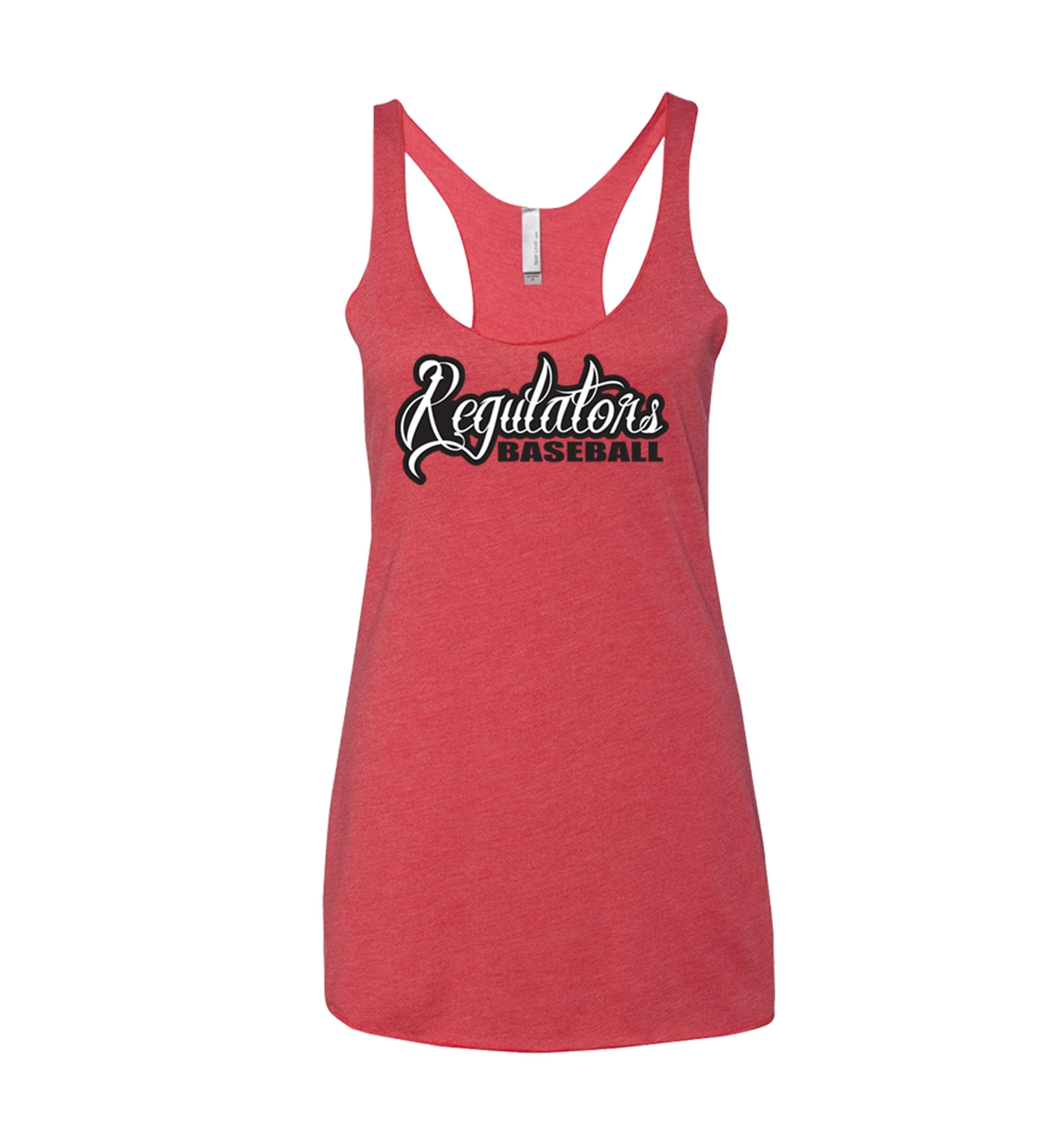 Regulators Baseball Racerback